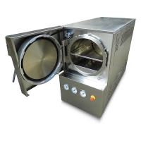 Astell creates a bespoke all-stainless-steel autoclave for toric contact lens producer PolyDev.