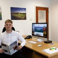Apprenticeship leads to Design Engineer star role