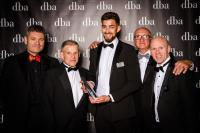 Winners At The DBA Awards 2018
