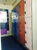 Fully Welded Lockers At Flanshaw Infant School