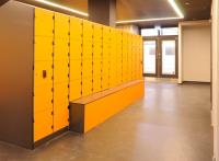 What do your locker rooms say about you?