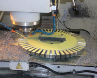 CNC Drilling Services In Derbyshire