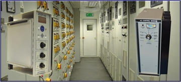 Drill Ships SCR Power Control Systems