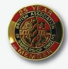 Badges for Long Service