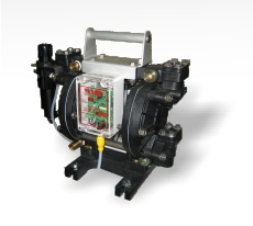 Electronically Controlled Piston and Diaphragm Pumps