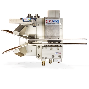 3NCR Reversible Tri-Valve Non-Contact Cold Glue Station