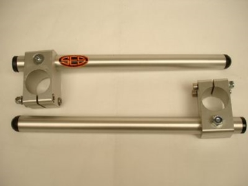PAB051 ALUMINIUM CLIPONS 51MM MADE  BY SES RACE PRODUCTS