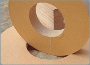 Nitrile Grade MIL-C-882 Fabric Reinforced Bearing Pads