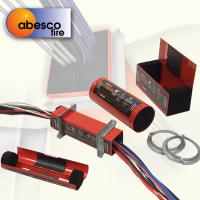 Abesco Fire Stop Cable Transit
