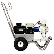 Electronically Operated Diaphragm Pump
