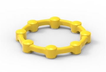 Commercial Vehicle Wheel Nut Retaining Rings