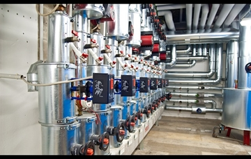Commercial Water Treatment in Manchester