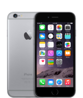 Apple Iphone 6 16gb Space Grey With Headset, Usb Cable & Eu Adapter Mg472b/a - xep01