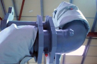 Efficient Jacketed Swivel Joints