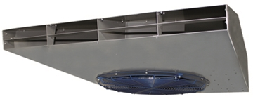Smoke Control Fans for Large Areas