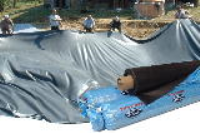 Commercial EPDM Rubber Pond Liners