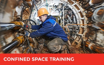 City & Guilds Confined Space Entry Training Course