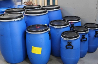 UN Approved Plastic Drum Testing Service