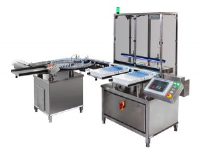 Trayloaders Model HSTL-200 For Cosmetic Industries