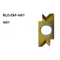 Z&F AI01 M9 Tool Steel with Titanium Nitrate Coating Blades