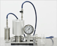 High Pressure Homogeniser Emulsiflex Range For Biotechnology Industries