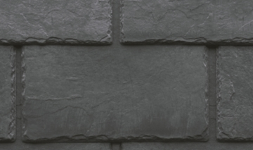 New Build Synthetic Roof Slate Supplier