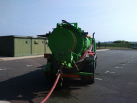 Emptying Of Septic Tanks