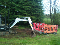 Complete Septic Tank Installation