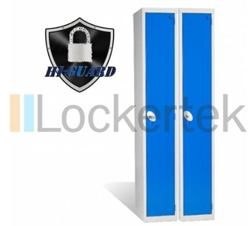 2 Door Hi-Guard Locker (Nest Of 2)