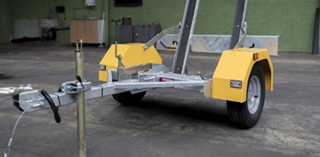 Transport Trailers for Plant Hire Euipment
