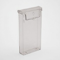 Outdoor Trifold Brochure Holder