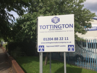 Outdoor Signs Posts