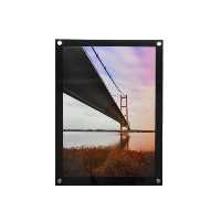 6 x 4 inch Coloured Wall Mounted Photo Frame