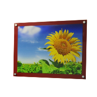 12 x 10 inch Coloured Wall Mounted Photo Frame