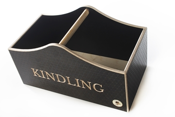 Unique Fire Place Kindling Box