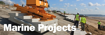 Bespoke Coastal Protection Component Manufacturers