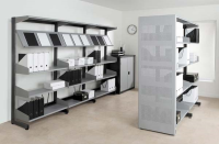 Mobile Shelving Storage Solutions