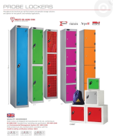Versatile Lockers For The Workplace