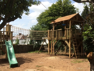 Professional Wooden Adventure Play Areas Suppliers
