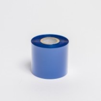 55mm x 300 Metre Blue Washproof Ink Ribbon For Citizen CL-S621