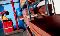 Specialist Compressed Laminated Wood Production