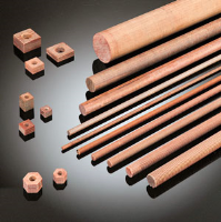 Densified Wood Laminate For Electrical Fasteners