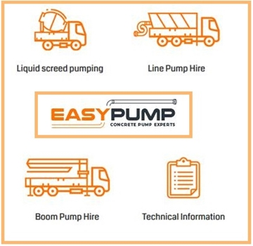 Hertfordshire Concrete Line Pump Hire Services | concrete