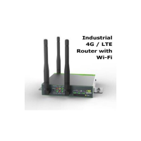 IR611-S 4G Industrial Router with Wi-Fi