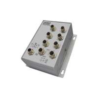 IES-0008B 10/100TX Industrial Unmanaged...