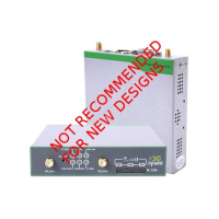 IR611-S 3G Industrial Router with Wi-Fi