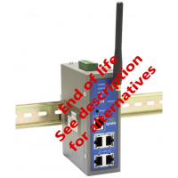 4 Port Industrial 3G Router With VPN +...