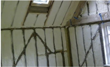 Spray Foam For Listed Barn Conversions