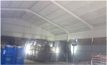 Curtain Side Walls Insulation