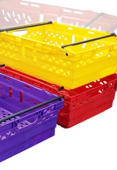 Catering Industry MultiNest Plastic Pallets